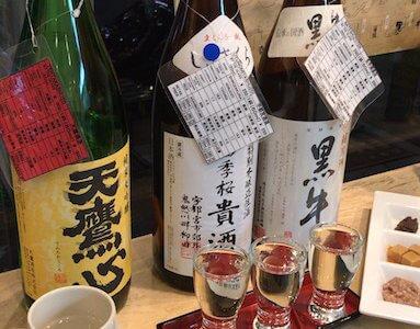 浜松町で日本酒を角打ちするなら名酒センターへ!